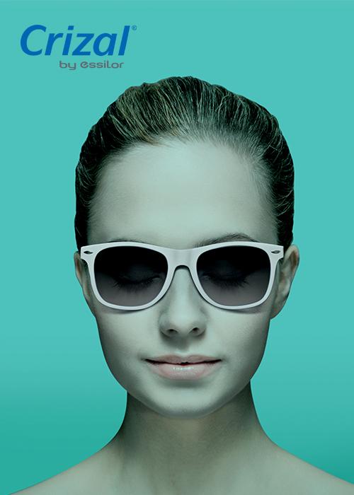 0358ce787bb0a0 Bescherm uw ogen net zo goed als uw huid met een goede zonnebril